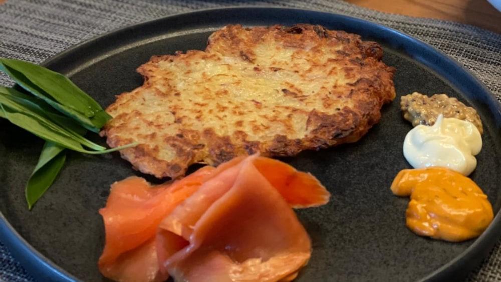 Image of Kartoffelpuffer Rezept