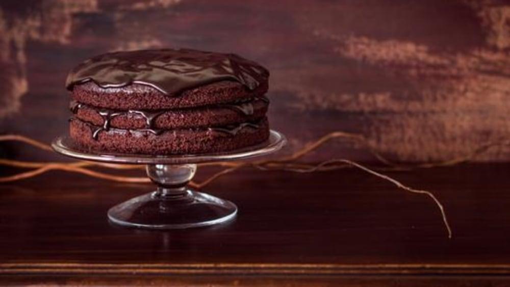Image of Tofu Cake: A Vegan Chocolate Cake Recipe