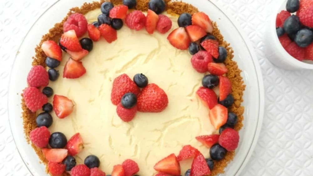 Image of Tofu Cheesecake Recipe: Sinfully Delicious and Vegan!