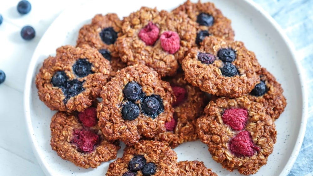 Image of Breakfast Oat Cookies