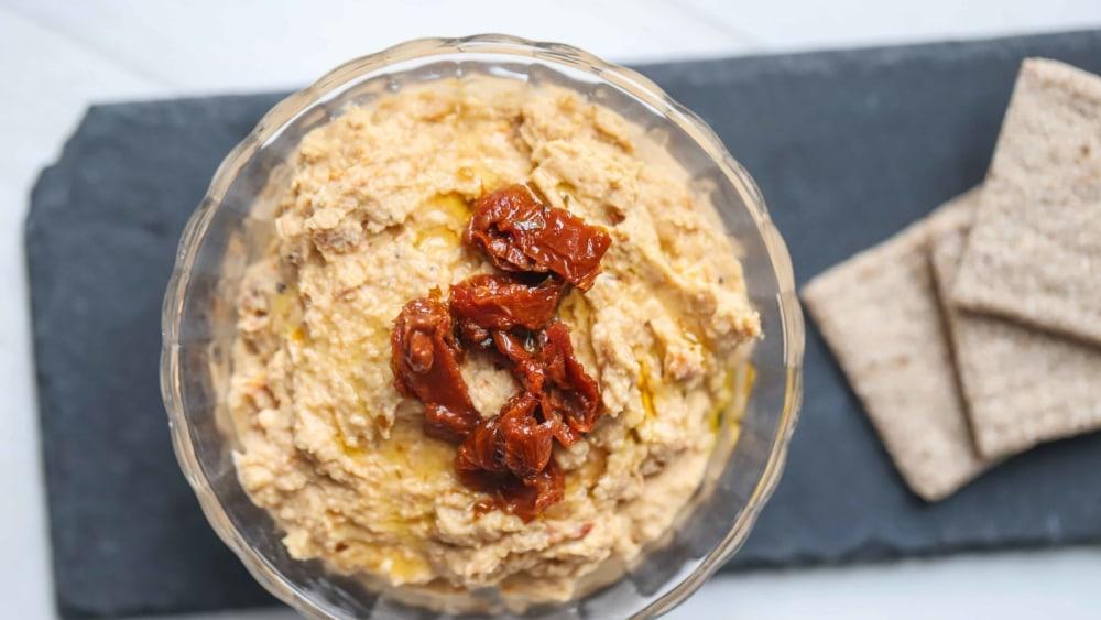 Image of Sundried Tomato Hummus
