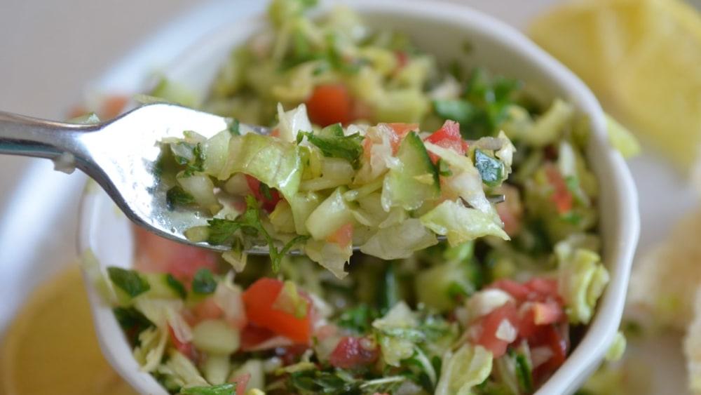 Image ofGrain Free Tabouli Salad