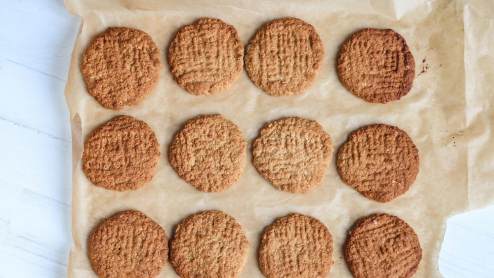 Image of Simple Vegan Oat Cookies