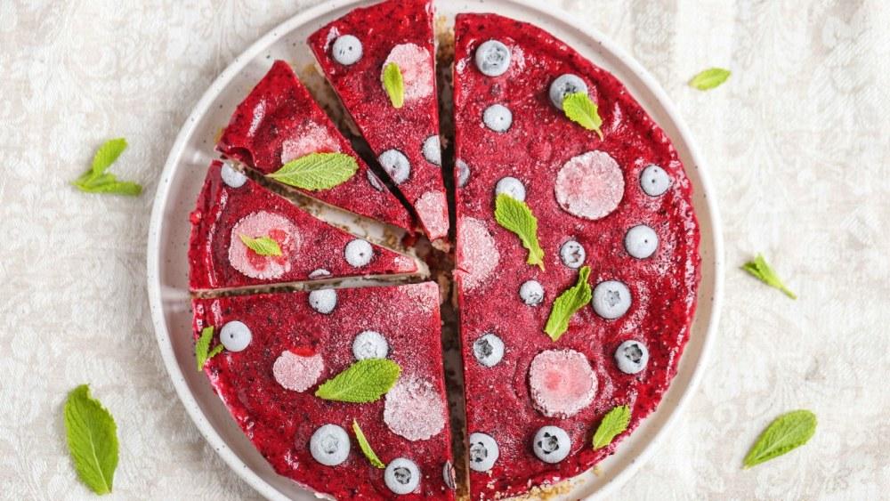 Image of Lemon & Berry Cheesecake