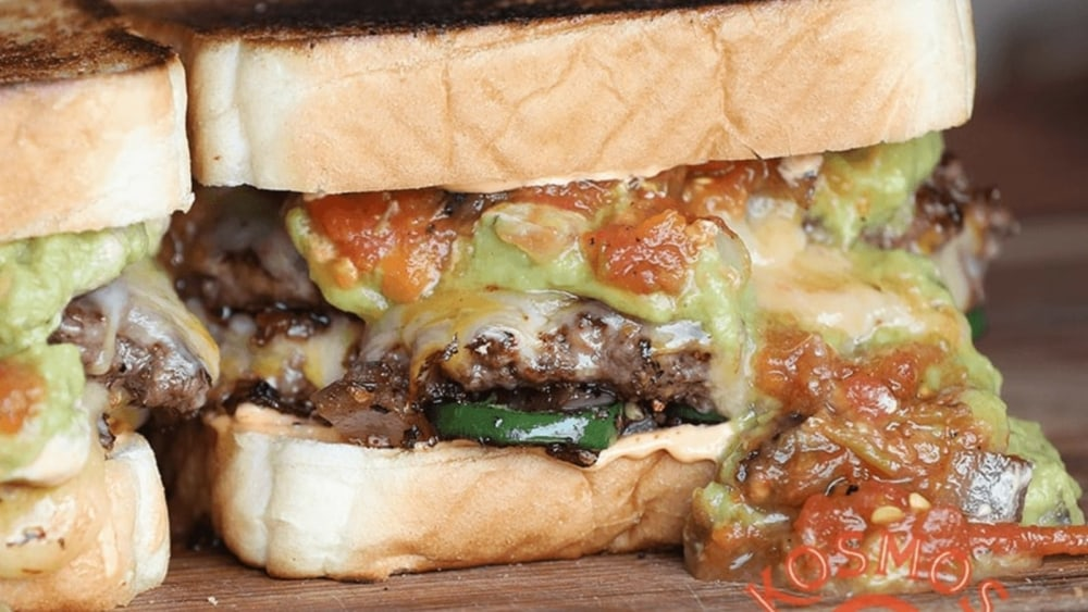 Image of Tex-Mex Smashburger Recipe