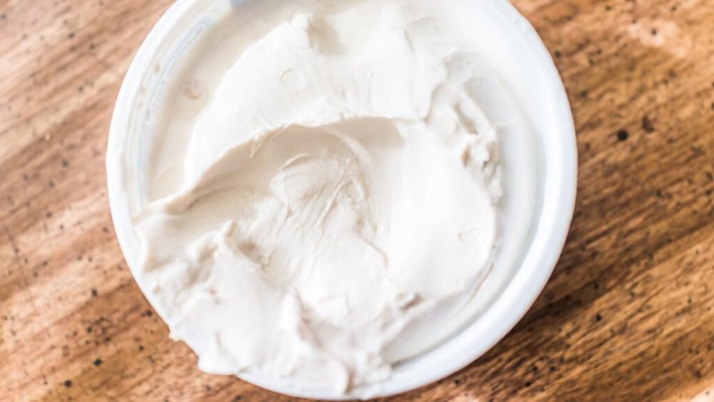 Image of Tofu Cream Cheese Recipe: The Best Non-Dairy Bagel Spread!