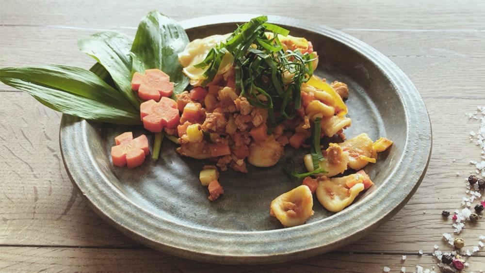 Image of Orecchiette con verdure