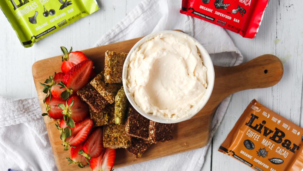 Image of Dairy Free Cheesecake Dip