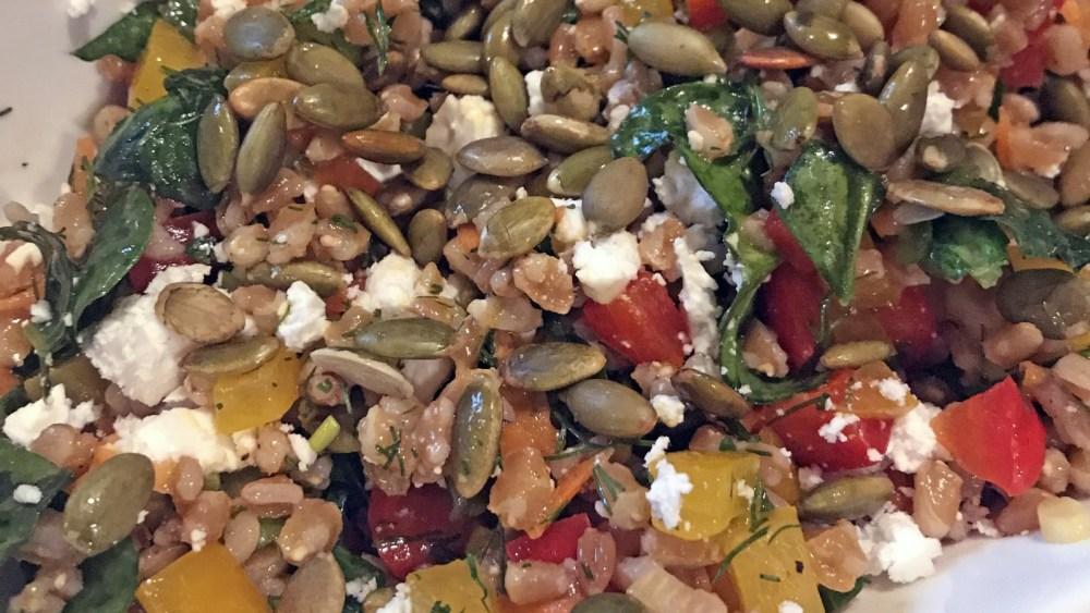 Image ofFarro Salad
