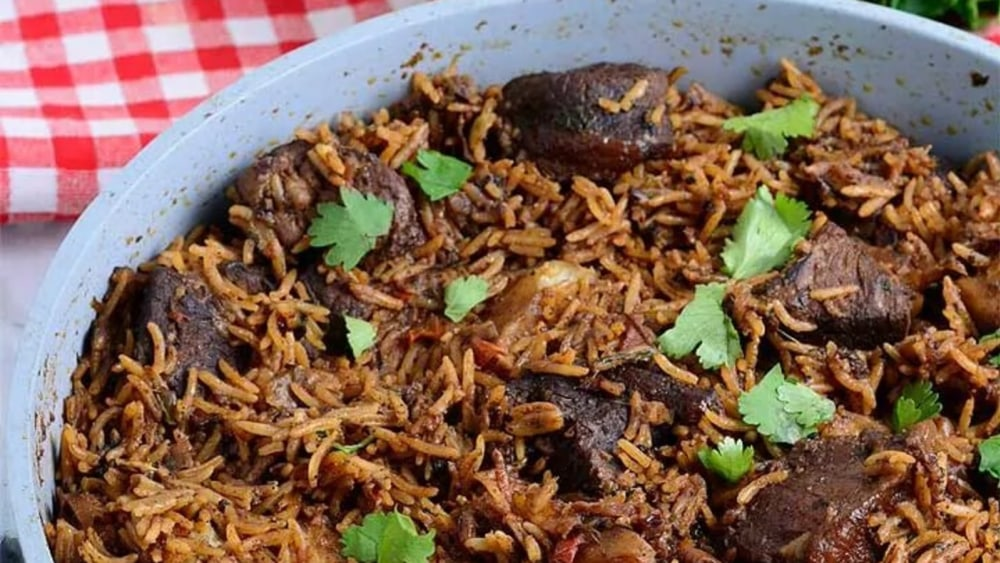 Image of EAST AFRICAN PILAU