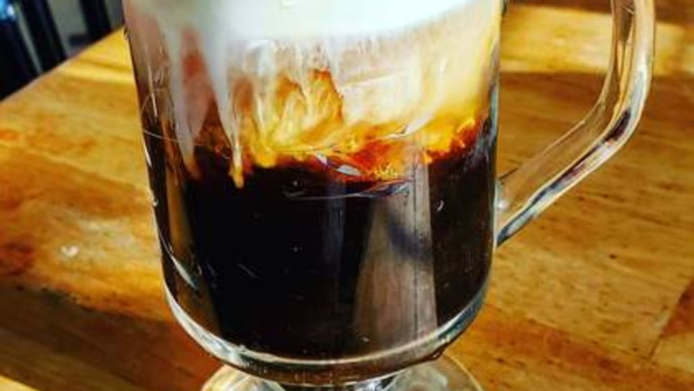 Image of Iced Javy Mocha Frappuccino