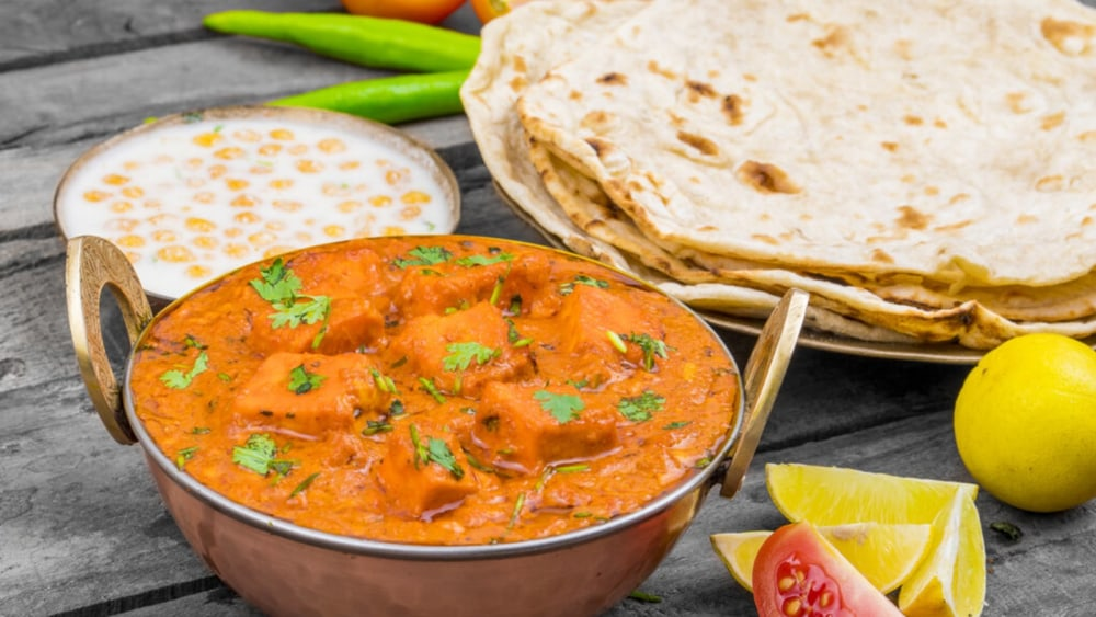 Image of Vegan Butter Chicken Recipe To Wow The Family