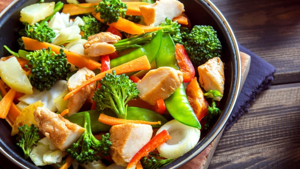 Image of Keto Stir Fry: One of The Best Low-Carb Chicken Recipes to Fit Your Diet
