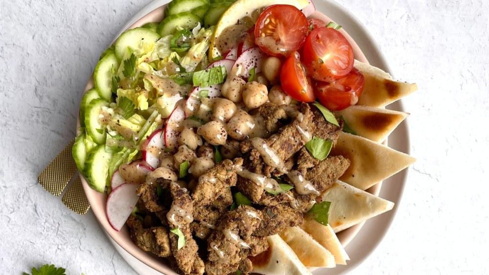 Image of Lamb Shawarma Bowl