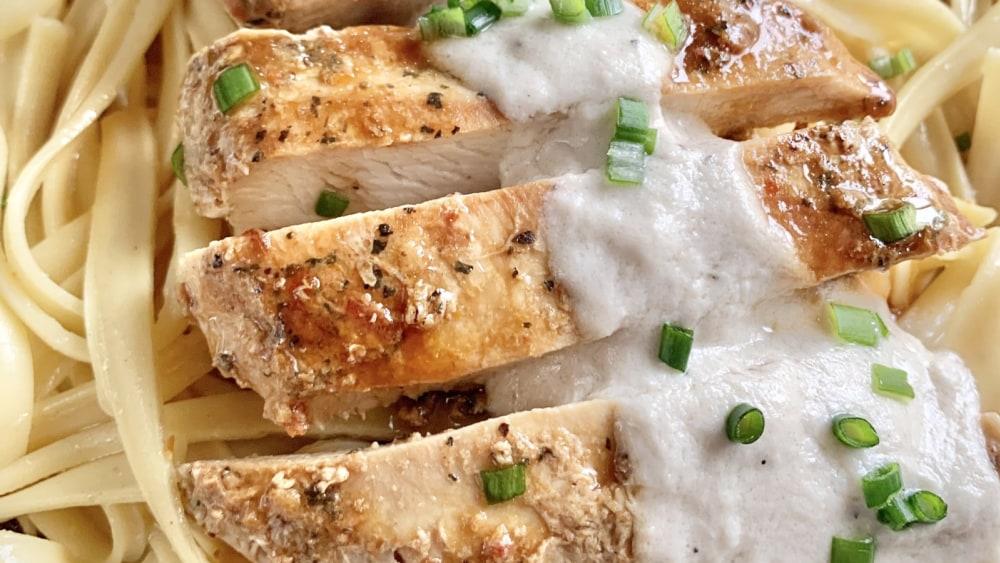 Image of Creamy Chicken Lazone