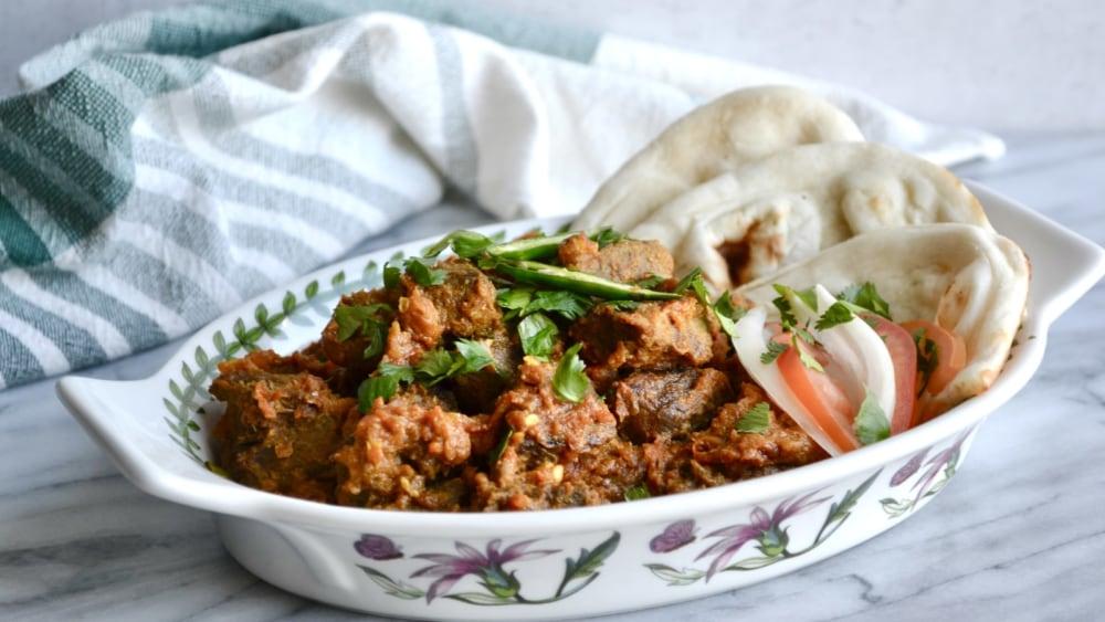 Image of Beef Karahi