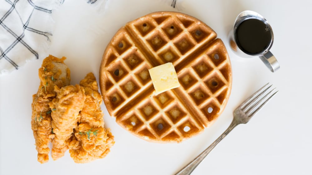 Image of Chicken and Waffles