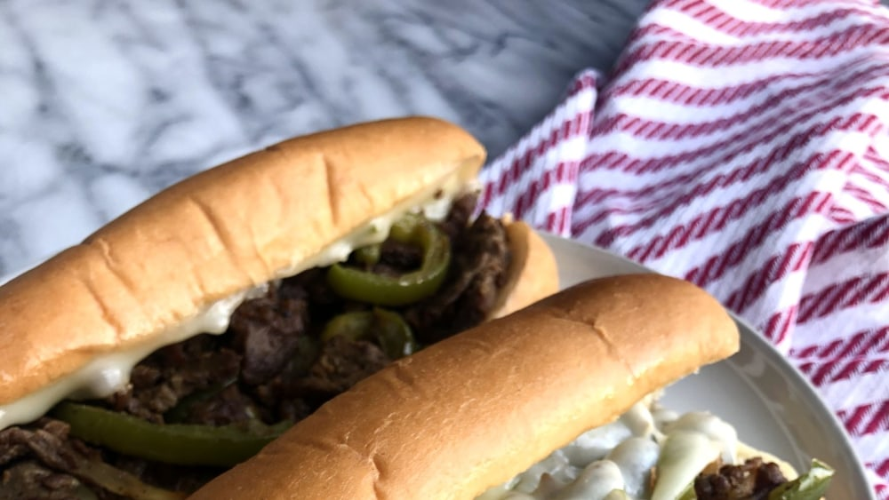 Image of Spicy Philly Cheesesteak