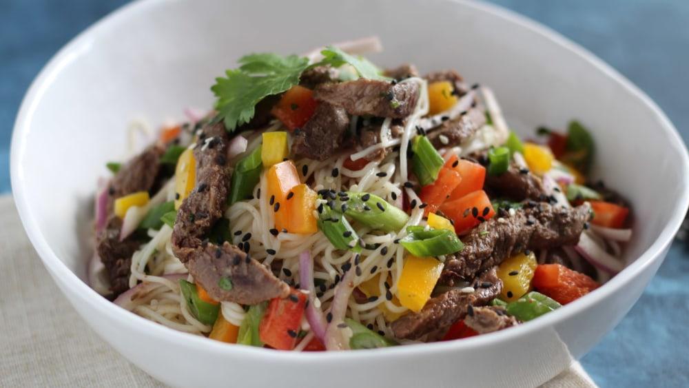 Image of Asian Noddle Salad