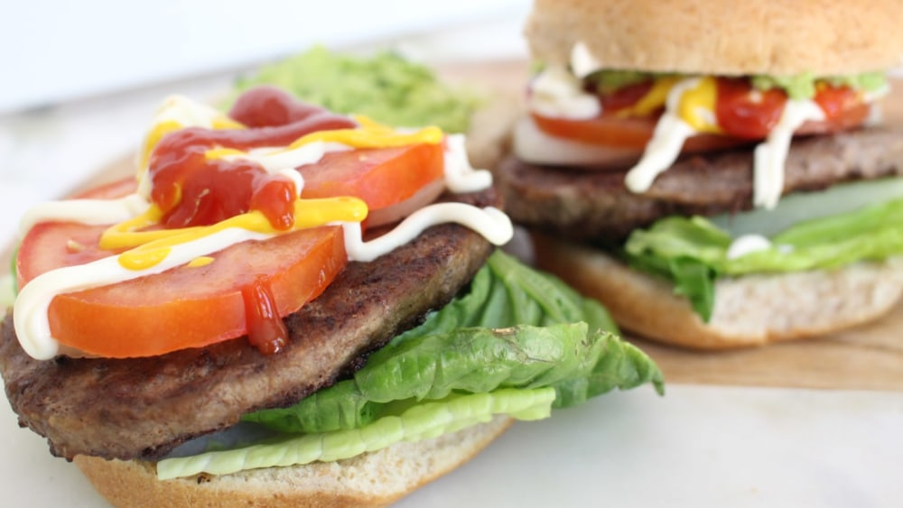 Image of Loaded Burgers