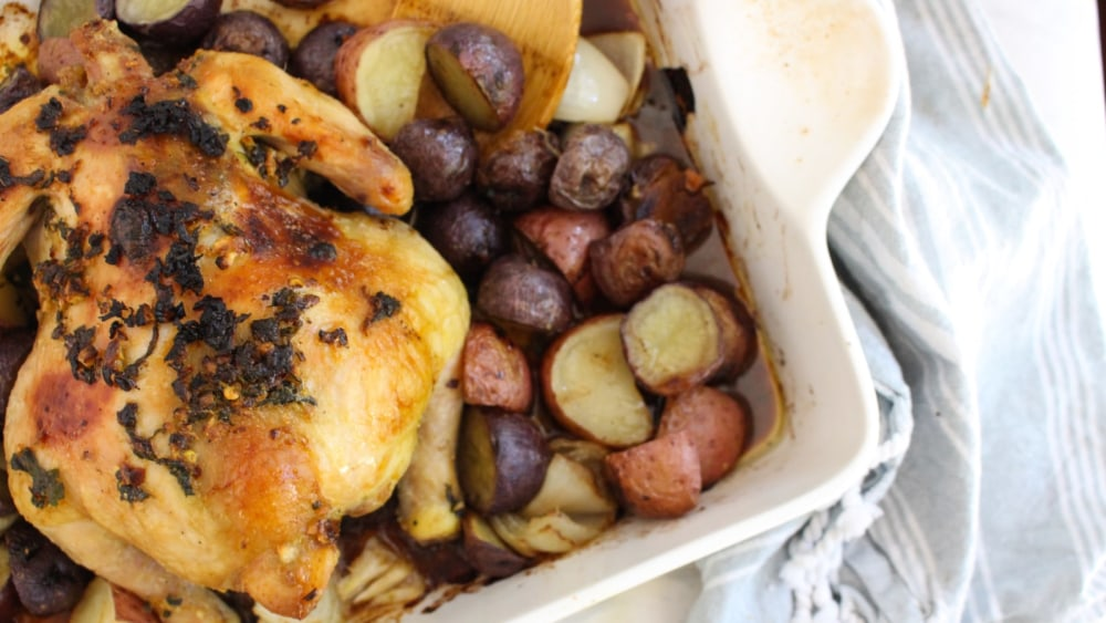 Image of Tuscan Whole Chicken