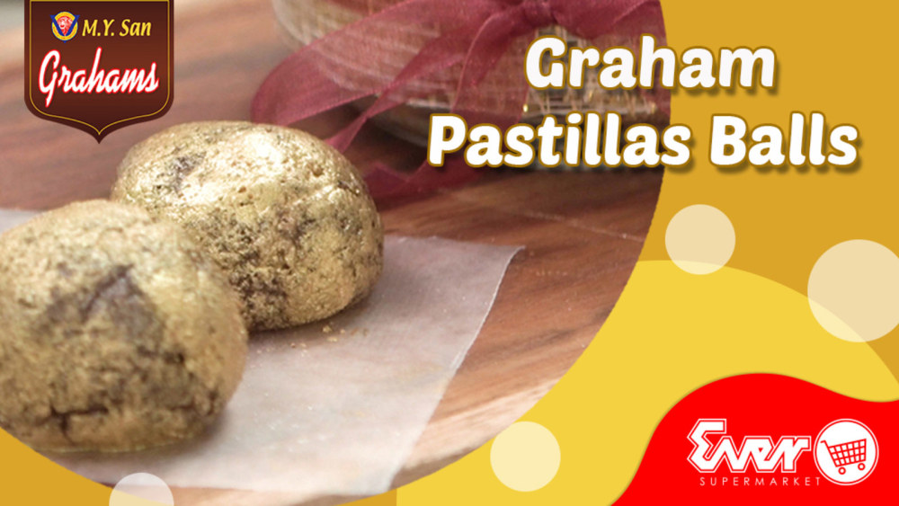 Image of M. Y. San Graham Pastillas Balls