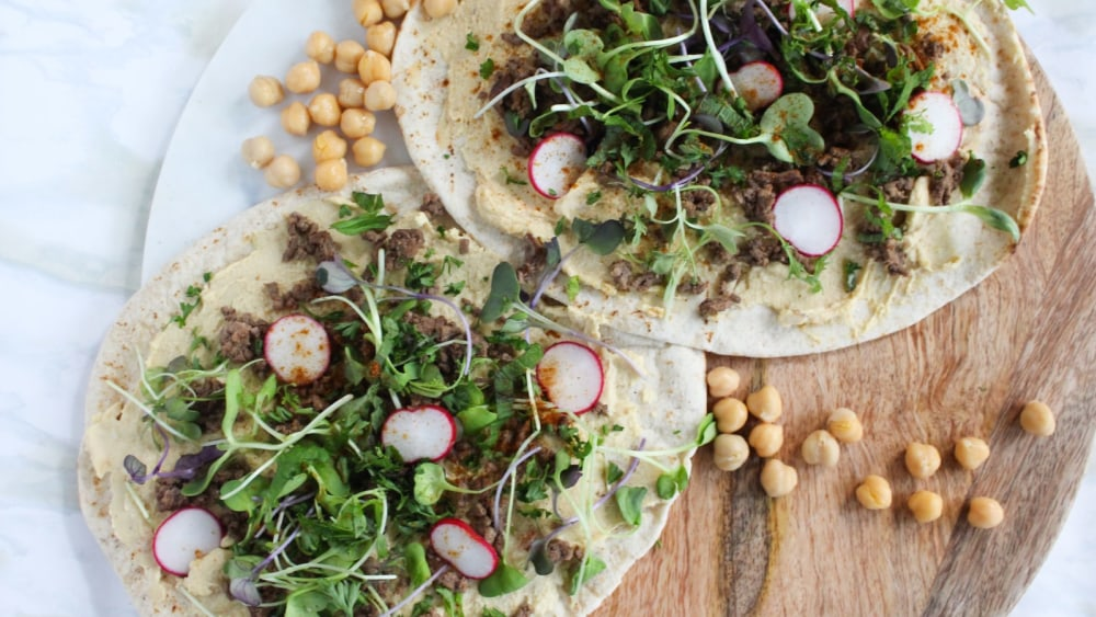 Image of Mediterranean Pizza