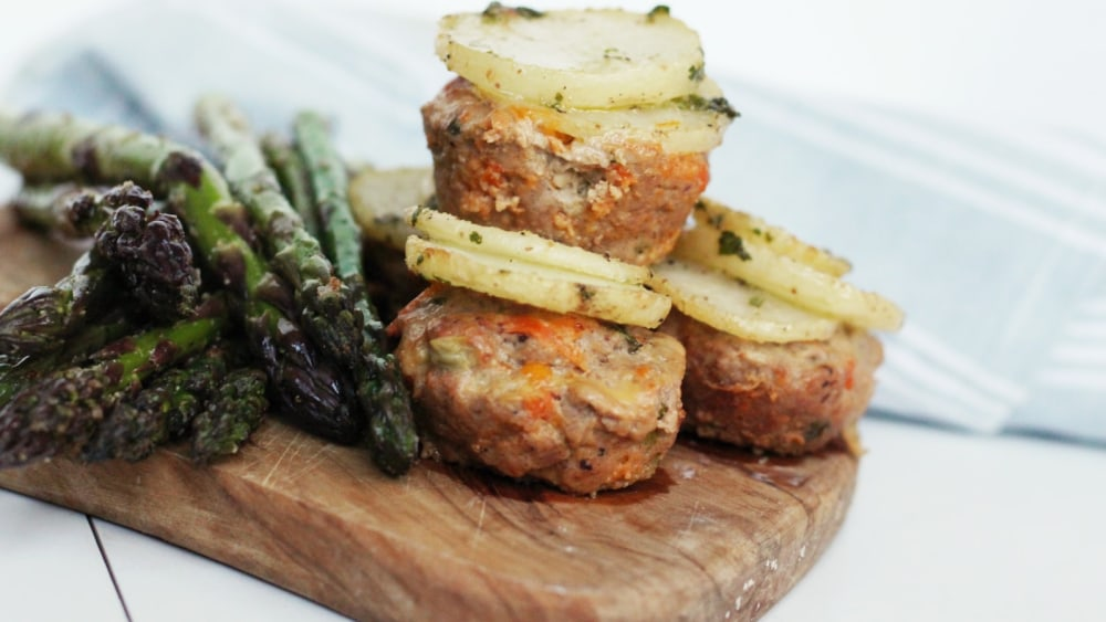 Image of Meatloaf Cups