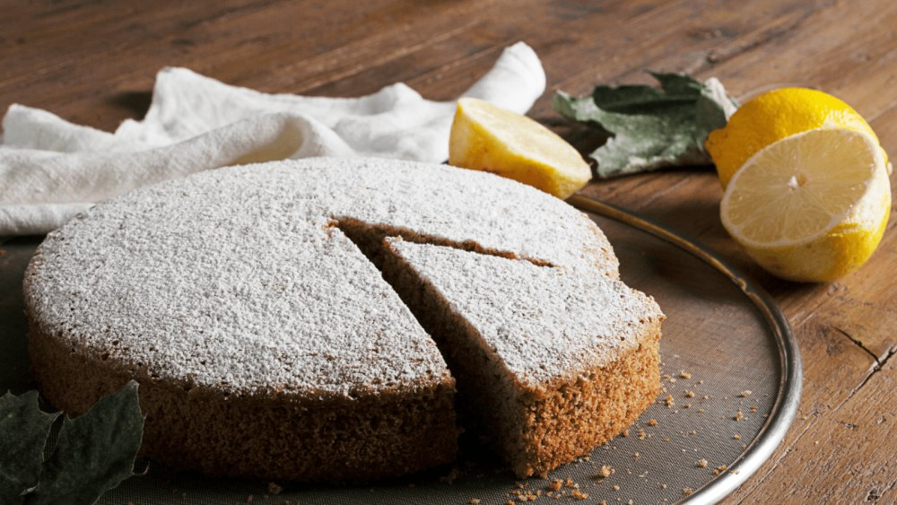 Image of Olive Oil Cake
