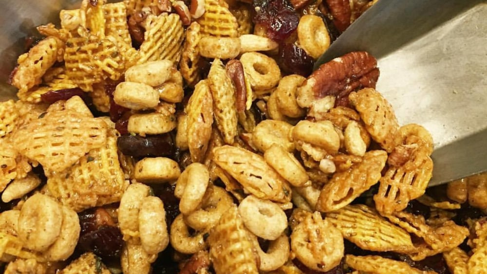 Image of Prelude to the Turkey Snack Mix