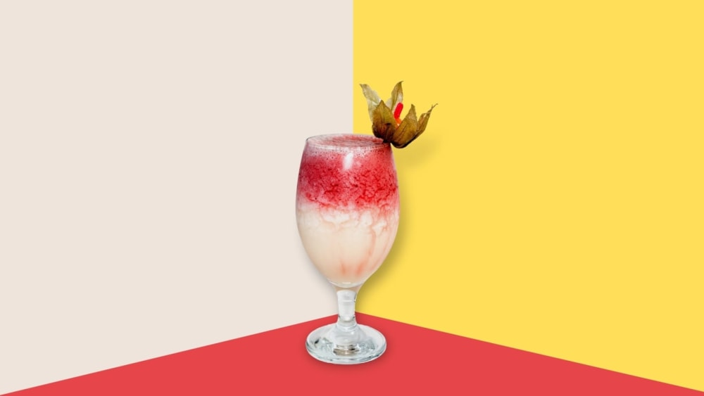 Image of Miami Vice Drink Recipe