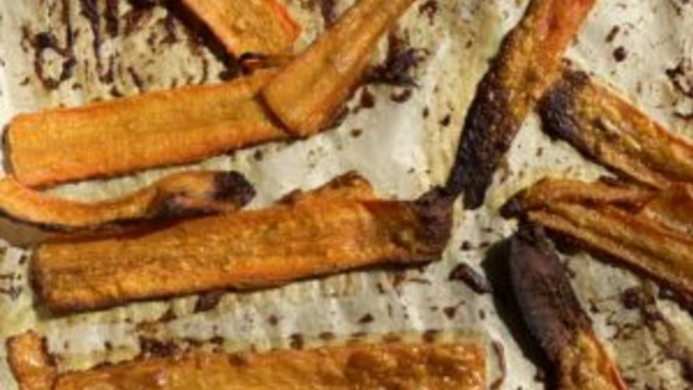 Image of Vegan Carrot Bacon