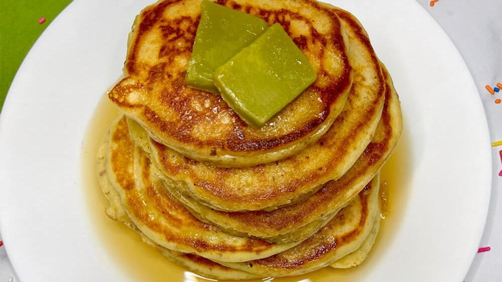 Image of Keto Pancakes