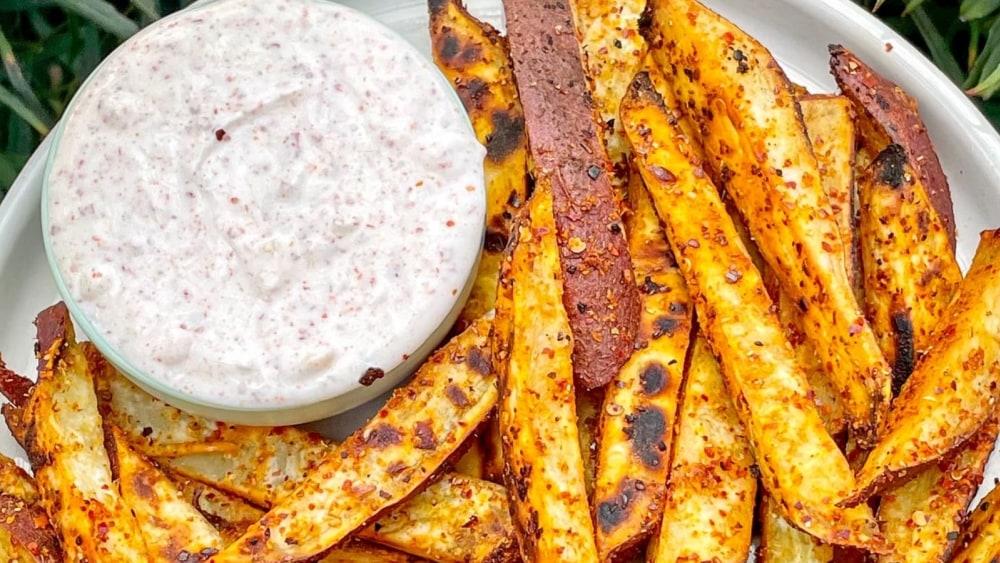 Image of Ajika Sweet Potato Fries