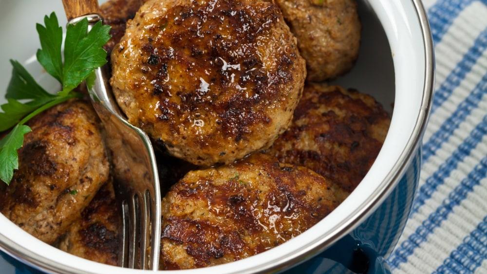 Image of Bison Breakfast Sausage