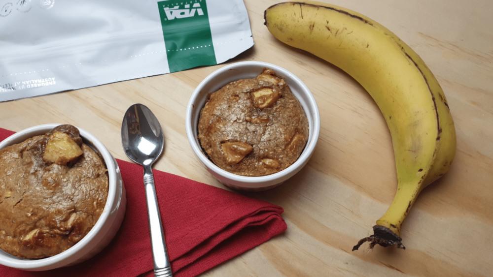 Image ofApple Pie Baked Oats