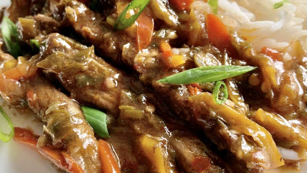 Image of Hot and Spicy Beef Stir Fry