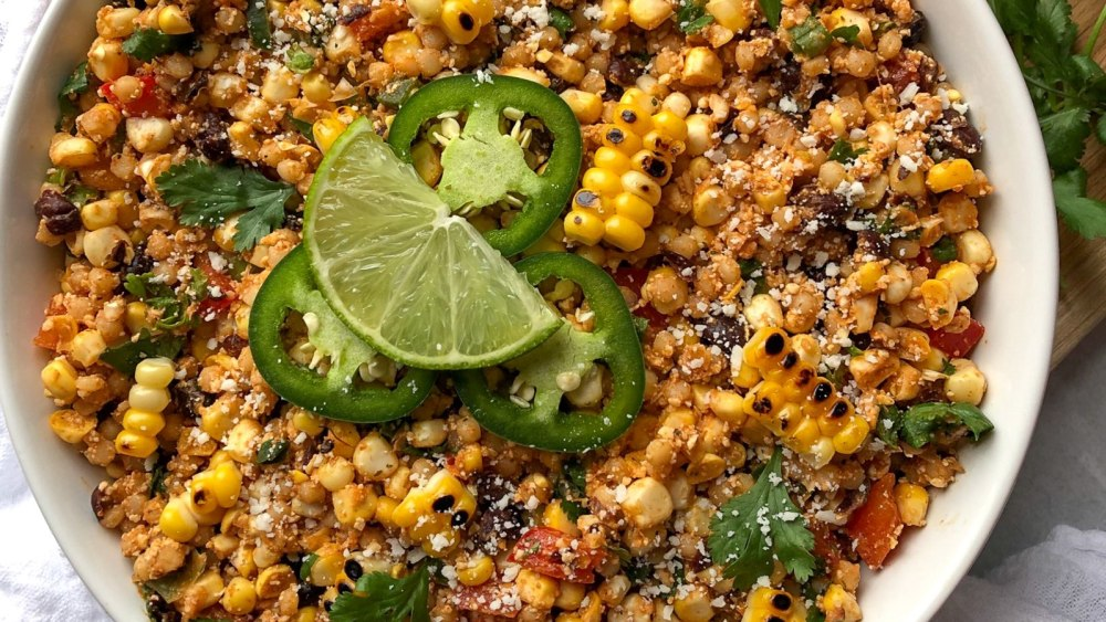Image of Mexican Street Corn Salad