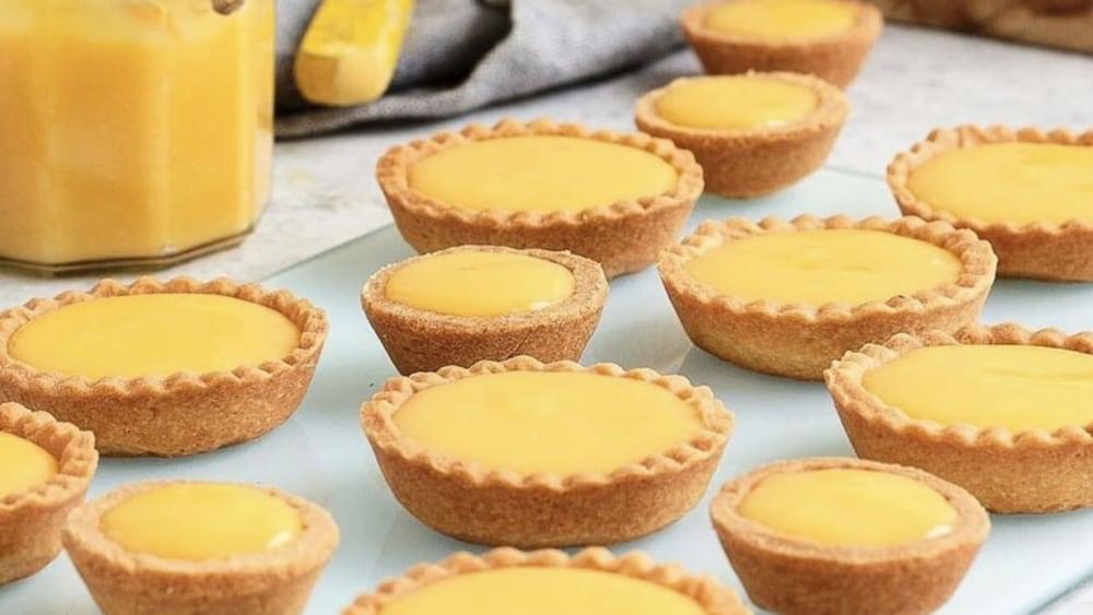 Image of Vegan Lemon Meringue Pies