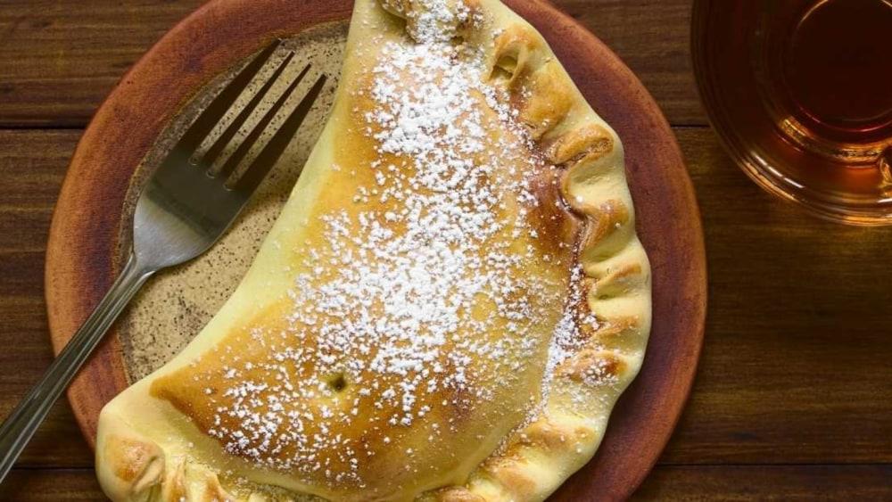 Image of Apple Cranberry Pie Empanada Recipe