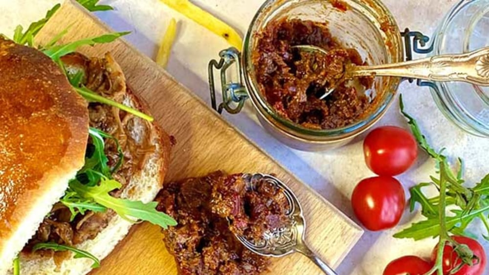 Image of Bacon, Red Pepper and Chilli Jam