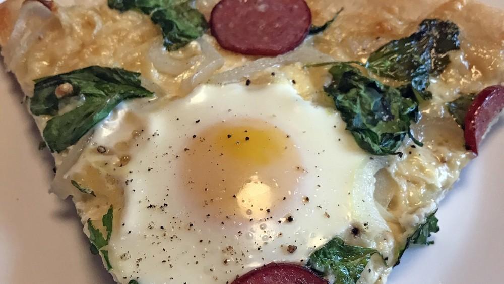 Image of Breakfast Pizza