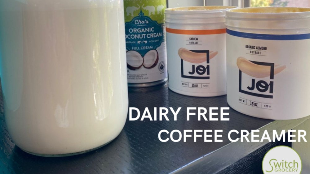 Image of The Best Dairy Free Coffee Creamer