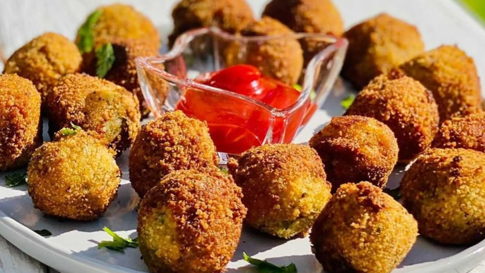 Image of Chicken & Potato Croquettes