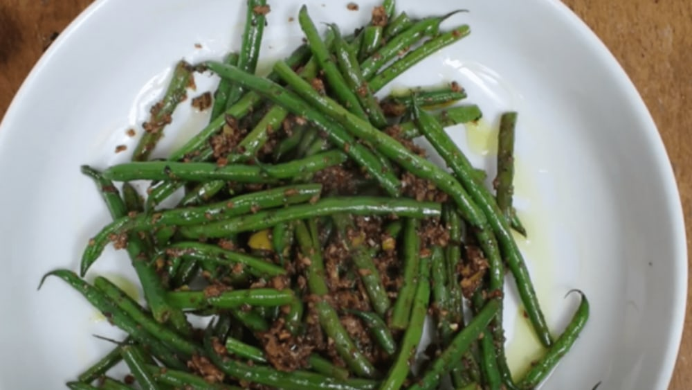 Image ofGreen Bean and Olive Tapenade