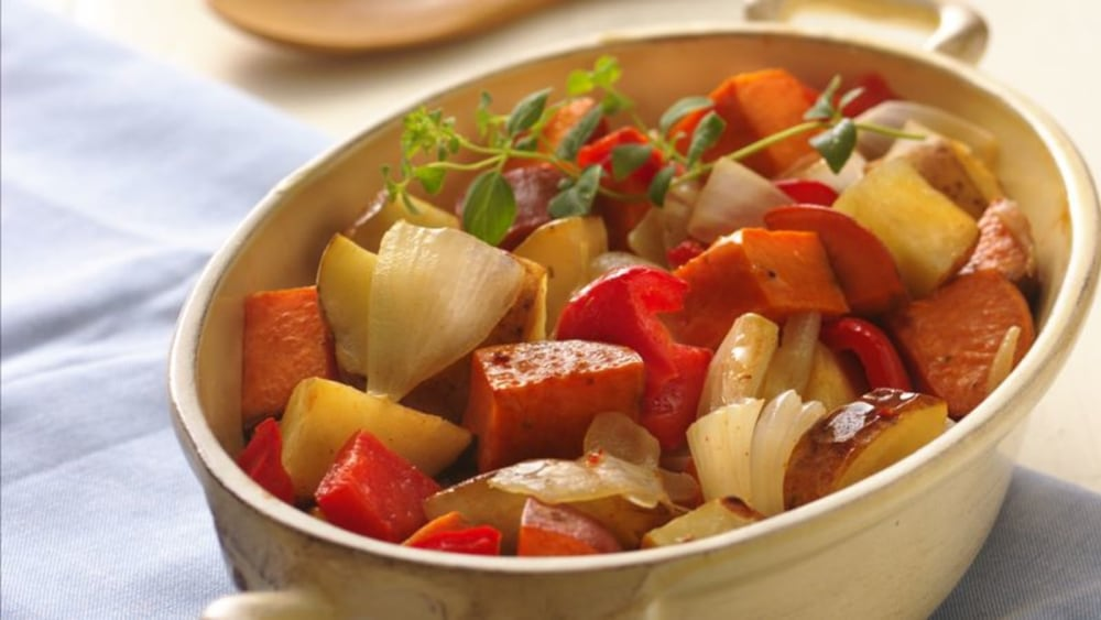 Image of Oven-Roasted Vegetables