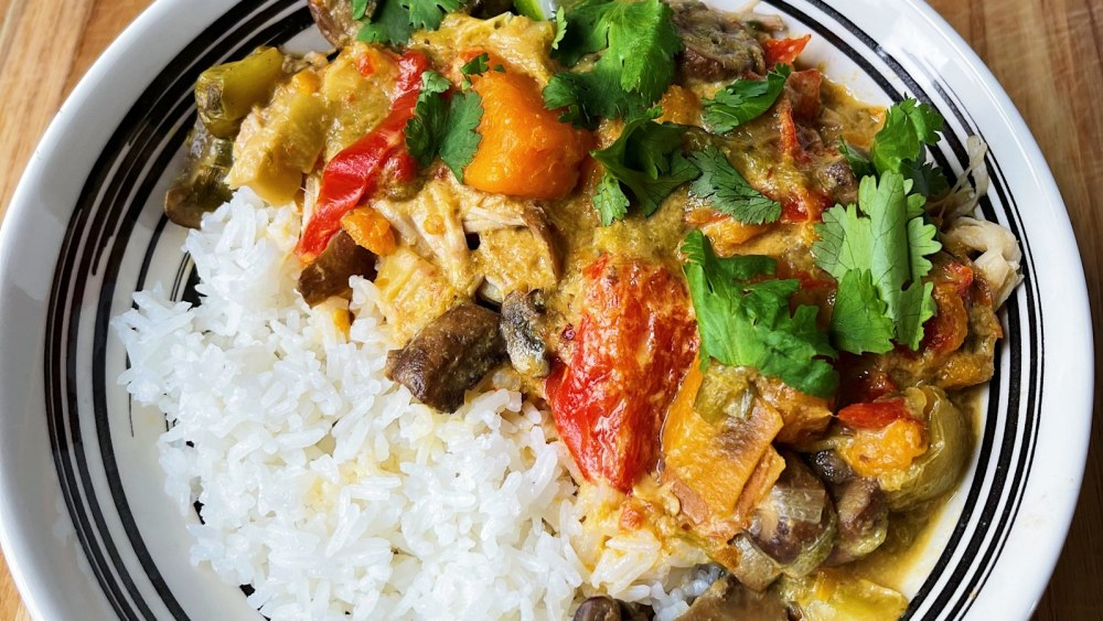 Image of InstaPot Thai Curry