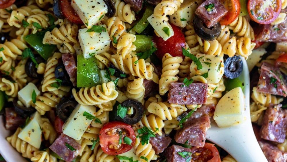Image ofLoaded Pasta Salad