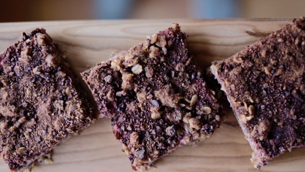 Image of Summer Berry Squares