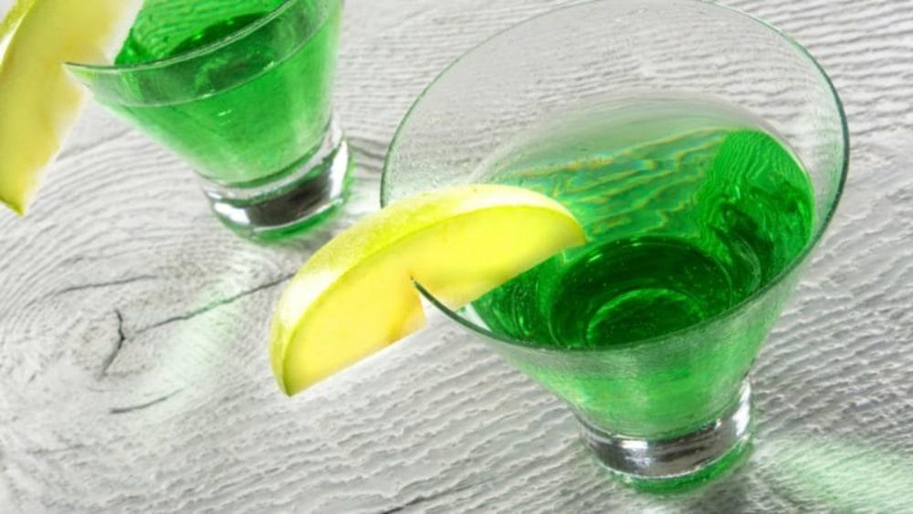 Image of The Incredible Hulk Drink Recipe